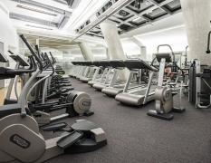 John Harris Fitness 1020 Wien