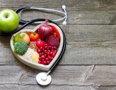 Der Mensch steht im Mittelpunkt - Nahrung ist die erste Medizin
